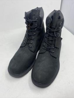 "Timberland Mens 6"" premium boots size 8m# 19039"