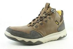 Teva Mens Arrowood Brown Hiking Boots Size 11