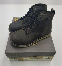 "Keen Mens Boots Cascade Brown Aluminum Toe San Jose 6"" WP Br"