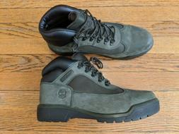 Timberland Mens Field Waterproof Boots Dark Green size 11 An