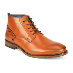 Bruno Marc Mens Chukka Dress Boots Leather Lined Lace up Oxf