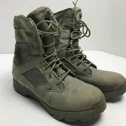 b54c75709e2a8 Mens New Balance OTB Military Tactical Boots US 9.5 Desertli