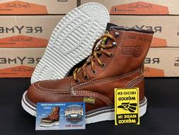 "Men's Padilla 6"" Safety Oil & Slip Resistant Redwing Sty"