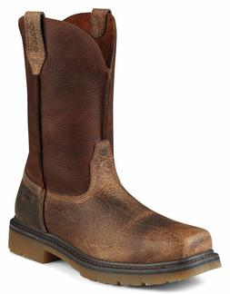 MENS ARIAT RAMBLER STEEL TOE WORK BOOTS! 10008642! MANY SIZE