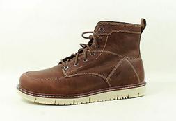 KEEN Mens San Jose 6 Burgundy Work & Safety Boots Size 12