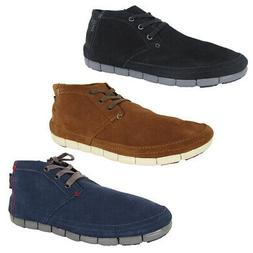 Crocs Mens Stretch Sole Desert Boot Shoes