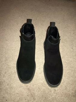 Calvin Klein Mens Suede Chukka Ankle Boots SZ:8.5