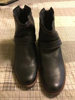Calvin Klein Men's urban boots Black size 9 zipper in the
