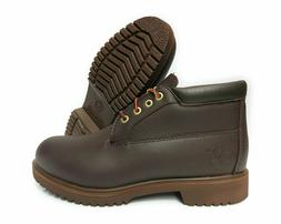 Mens Timberland Waterproof Chukka Brown Boots TB022049 Sizes