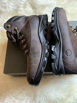 Timberland Mens White Ledge waterproof mid Hiker Boots med b