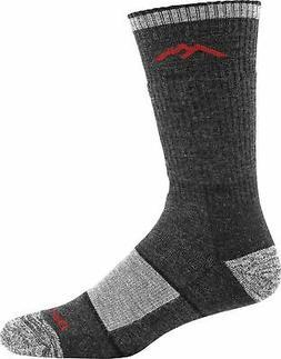 Darn Tough Merino Wool Boot Socks Cushion - Men's Olive X-La