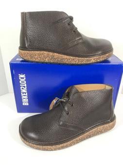 Birkenstock Milton Men's Size 10  Reg Fit Espresso Leather