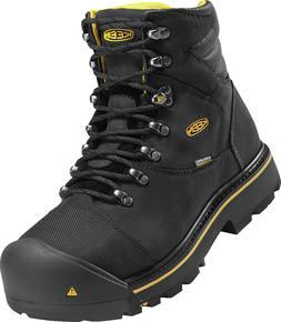 Keen Milwaukee 1009173 Work Boots Black - Steel Toe Brand Ne