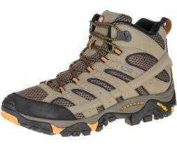 Merrell Moab 2 Mid Goretex Mens  Wide Waterproof Hiking Boot