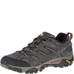 Merrell Men's Moab 2 Waterproof Hiking Shoe, Beluga, 7 M US