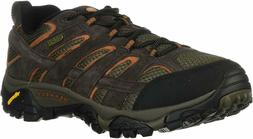 Merrell Men's Moab 2 Waterproof Hiking Shoe, Espresso, 11 M