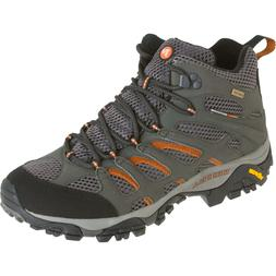Merrell Moab Mid Gore-Tex Hiking Boot - Men's Beluga, 8.5