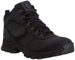 Timberland Men's Mt. Maddsen Hiker, Black, 13 M US