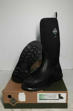 The Original MuckBoots Adult Chore Mid Boot,Black,Men's 11 M