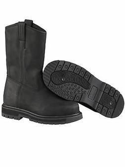 MuckBoots Men's Black Wellie Classic Composite Toe Work Boot