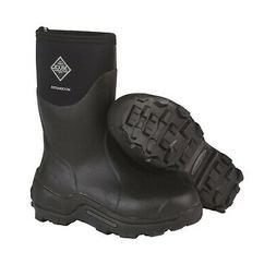 The Original MuckBoots MuckMaster Mid Boot,Black,10 M US Men