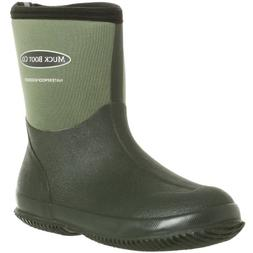 The Original MuckBoots Adult Scrub Boot,Garden Green,7 M US