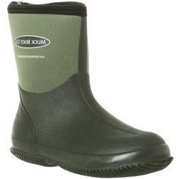 The Original MuckBoots Adult Scrub Boot,Garden Green,11 M US
