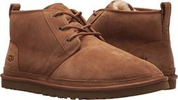 UGG Men's Neumel Chukka Boot, Chestnut, 10 US/10 M US