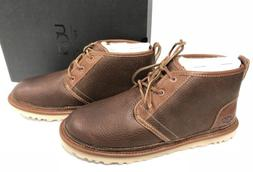 UGG Australia Neumel Chukka Desert Boots Stout Brown 1018666