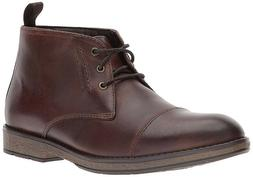 NEW - Clarks Hinman Mid Leather Men Boots Sz. 9 - 10 - 13