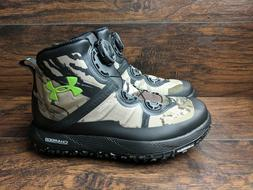 New Under Armour Fat Tire GTX Hiking Boot Men's Size 9.5 Cam