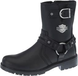 NEW Harley Davidson Men's Boots D93351 Size 8 Medium