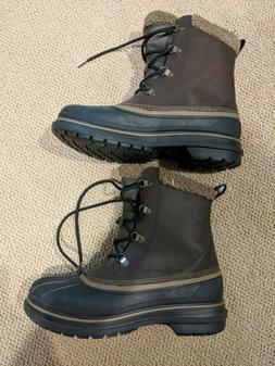 New Men's 13 Crocs Winter Boots Sorel