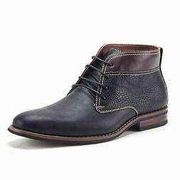 New Ferro Aldo Men's Ankle High Lace Up Chukka Casual Wear D