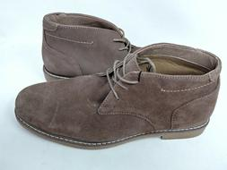 NEW! Sonoma Men's Byron Suede Padded Foot Bed Chukka Boots T