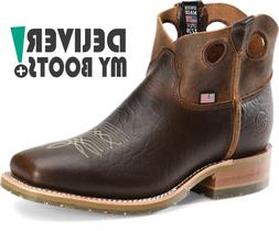 *NEW* Men's Double H Boots DH4901 - US Made Simon Square Toe