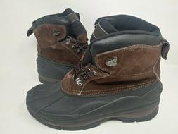 NEW! Coleman Men's Glacier Mid Lace Up Shell Insulated Boots