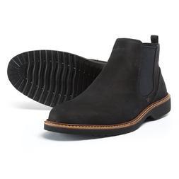 New Men`s ECCO Ian Chelsea Boots 53315402001 MSRP$210