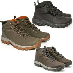NEW Columbia Men's Newton Ridge Plus II Waterproof Hiking La