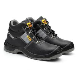 New Men's Non-slip Safety Industrial Construction Shoes Stee