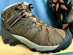 Keen New Men's Size 14 D Cody WP Soft Toe Waterproof Brown B