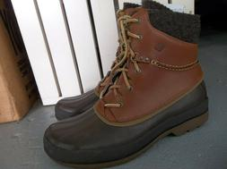 NEW MEN'S SPERRY TOP-SIDER DUCK BOOT/BOOTS SIZE 9.BRAND NEW
