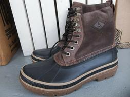 NEW MEN'S SPERRY TOP-SIDER ICE BAY BOOTS SIZE 9.BRAND NEW FO