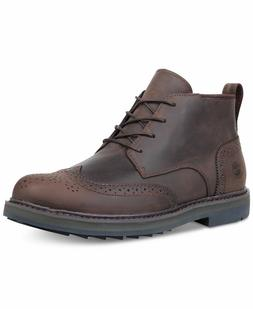 New Timberland Men's Squall Canyon Wingtip Waterproof Chukka