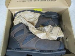 NEW Men's Tacoma Waterproof Composite Toe Work Boots Size 9D