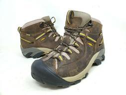 NEW! Keen Men's TARGHEE II WATERPROOF MID Hiker Boots Brown/