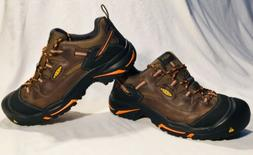 New Mens Keen Braddock Low Soft Toe Work Boots Size 12D