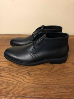 new mens cam black ankle chukka boots