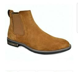 New BRUNO MARC NEW YORK Men's Urban-06 Suede Leather Chukka