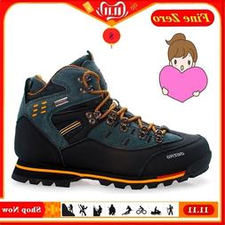 New Quality Waterproof Hiking Shoes Non-slip Wear Mountain C